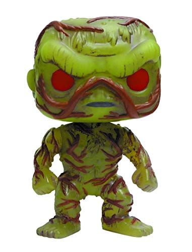 Pop DC Heroes Swamp Thing Glow in the Dark Vinyl Fig