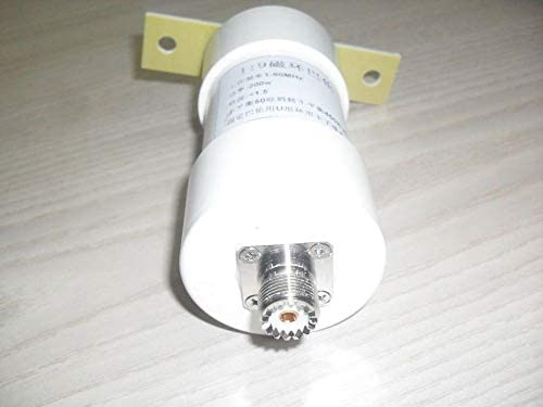 1:9 BALUN Withstand power 200W Long wire balun 50 ohm to 450 ohm for HAM radio