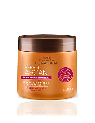 Be Natural - Mascarilla Intensiva Repair Argan - 350 gr - 1 unidad