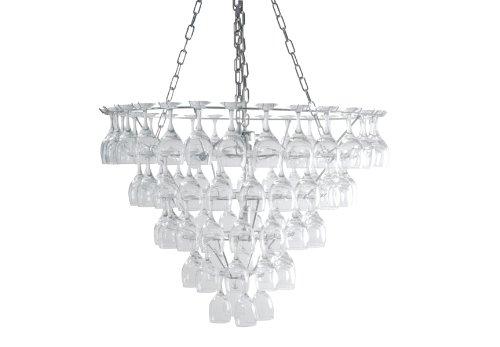 Leitmotiv Vino Glass Pendant Lamp, Extra Large