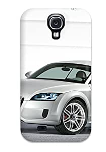 High Quality Audi Widescreen Wallpaper Case For Galaxy S4 / Perfect Case