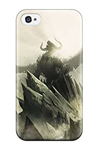 9312488K61064822 Excellent Iphone 4/4s Case Tpu Cover Back Skin Protector Guild Wars