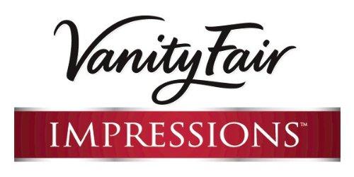 Vanity Fair Impressions Dinner Napkin, 960 Count