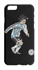 Lionel Messi Illustration Iphone 6 plus case