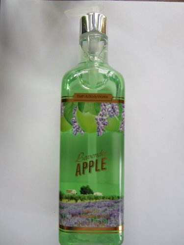 Bath & Body Works Lavender Apple Hand Soap With Olive Oil 15 FL OZ ()
