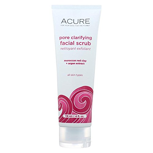 Acure Facial Scrub Pore Clrfying by Acure
