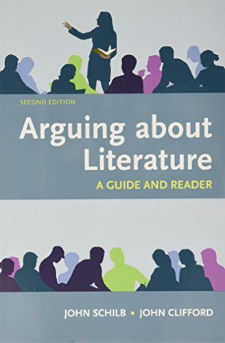 Arguing About Literature: A Guide and Reader, Second Edition & LaunchPad Solo for Literature (Six Month Access) & ML Student Flyer for Tulsa Community College-Southeast Campus