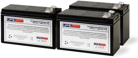Opti-UPS DS2000B Replacement Battery Set