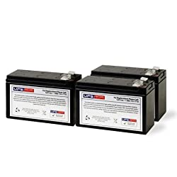 This is an AJC Brand Replacement Unison PS4.5N 12V 4.5Ah UPS Battery