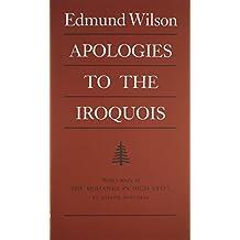 Apologies to the Iroquois