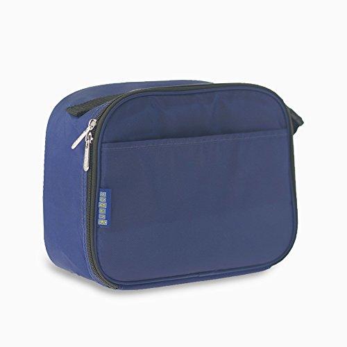 YUMBOX Midnight Blue Insulated Lunch - Bag Box Yumbox Lunch