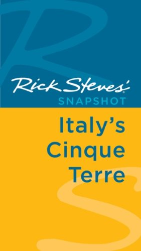 Amazon Rick Steves Snapshot Italys Cinque Terre Rick Steves