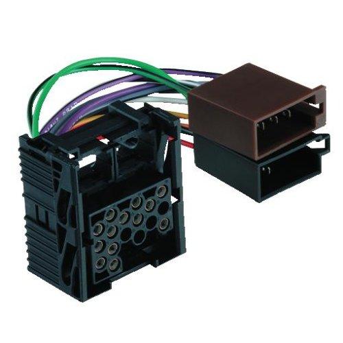 Hama Kfz-Adapter ISO auf BMW-Radios 00045761