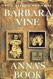 Anna's Book, Barbara Vine, 0517587963