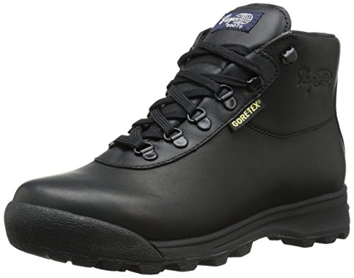 Boots Gore Waterproof Hiking (Vasque Men's Sundowner Gore-Tex Backpacking Boot, Jet Black,10.5 M US)
