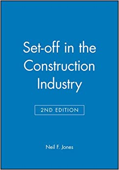 Set-off in the Construction Industry 2e