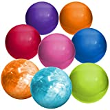 Toys : Hedstrom Multi-Color Assortment of Large Playballs Indoor/Outdoor Playballs, Multi