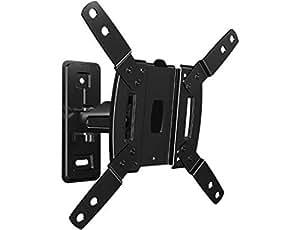 Amazon Com Sanus Vuepoint Full Motion Tv Wall Mount 13 32