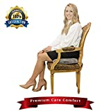 Premium Care Gel Enhanced Seat Cushion - Non-Slip