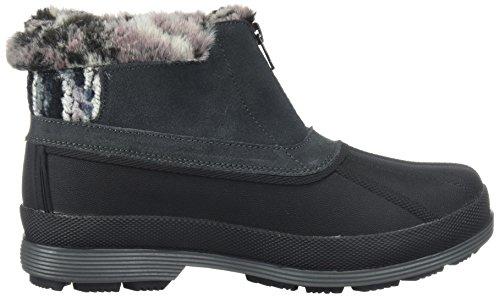 Propet Vrouwen Lumi Enkel Zip Sneeuw Boot Grijs
