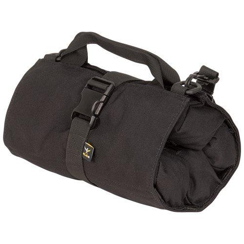 - Atlas 46 Dual Zip Tool Roll Pouch - Standard, Black