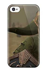 Anti-scratch And Shatterproof Zelda Phone Case For Iphone 4/4s/ High Quality Tpu Case