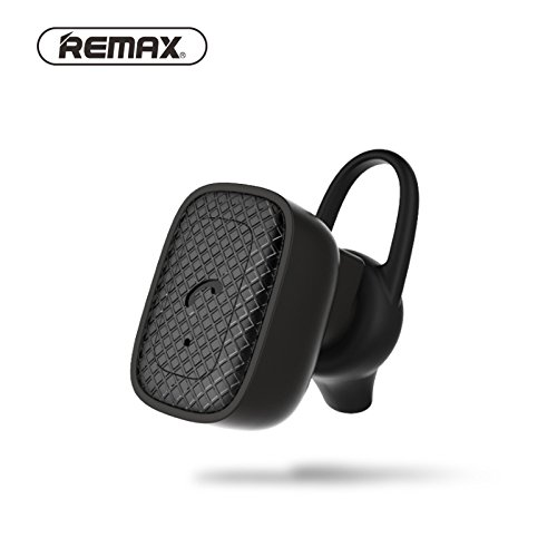 REMAX T18 Mini Auricular Bluetooth con HD Auricular Bluetooth headset Bluetooth Wireless Mic Sonido Claro de