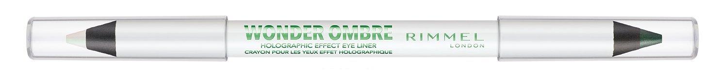 Rimmel 34334706002Wonder Ombra Liner Galactic Green