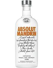 Absolut Mandarin Vodka 750 ML