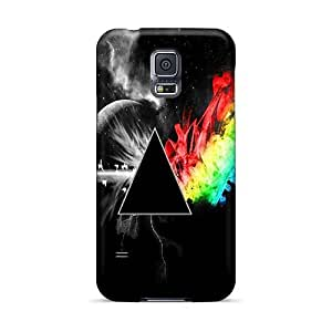Samsung Galaxy S5 Koh3053IqEC Provide Private Custom Beautiful Pink Floyd Pictures Shock Absorption Hard Phone Cover -RobAmarook