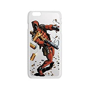 linJUN FENGHeroic deadpool Cell Phone Case for Iphone 6