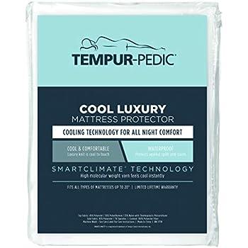 Amazon Com Tempur Pedic Cool Luxury Fitted Mattress