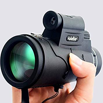 Angle Monocular Telescope Laser With Flashlight+infrared Distance Night Vision