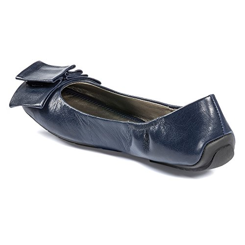 sale release dates Me Too Women's Lilyana Ballet Flat Navy buy cheap clearance store xyNyO