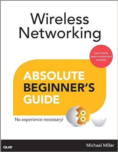 Wireless Networking Ebook