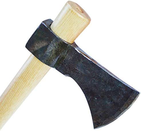 Throwing Camping Tomahawk with Hammer Poll – Axe Hatchet Hawk