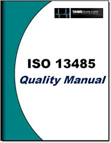 Iso quality manual