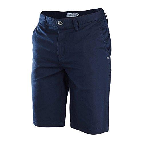Troy Lee Designs Paddock 2.0 Mens Pit Shorts Blue/Orange 36