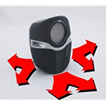 Ultrasonic Rodent Repeller Commercial Triple Speaker Model Repels Rodents, Rats & Mice. Registered wih Health Canada
