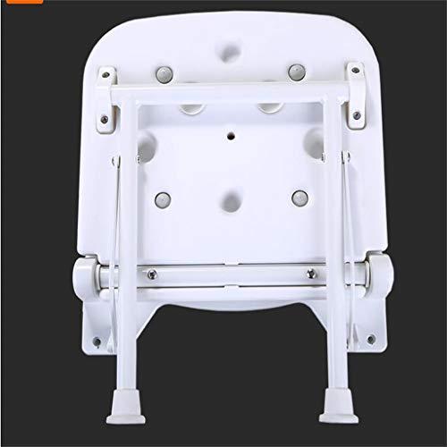 Amazon.com: Silla de baño de aleación de aluminio para ...