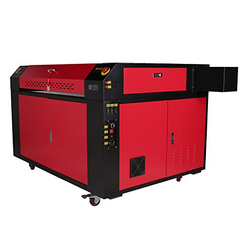 CNCShop Laser Engraving Machine Engraver Machine Co2 Laser Engraver 100W Crafts Cutting Water Cooling