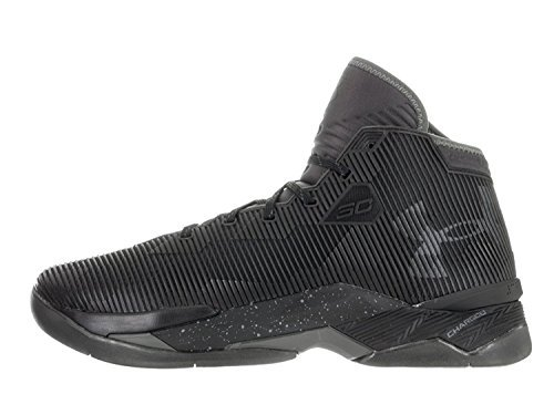 Under Armour GS Curry 2.5 (7 Big Kid M, Black/Charcoal)
