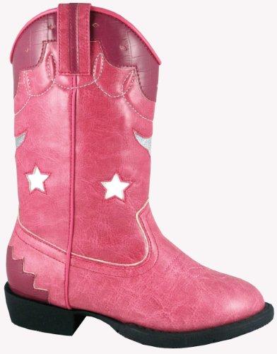 Kids Austin Lights Western Boot 13M,Pink