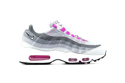 Da Donna Nike Air Max 95 307960 602Viola Bianco Scarpe Da Ginnastica