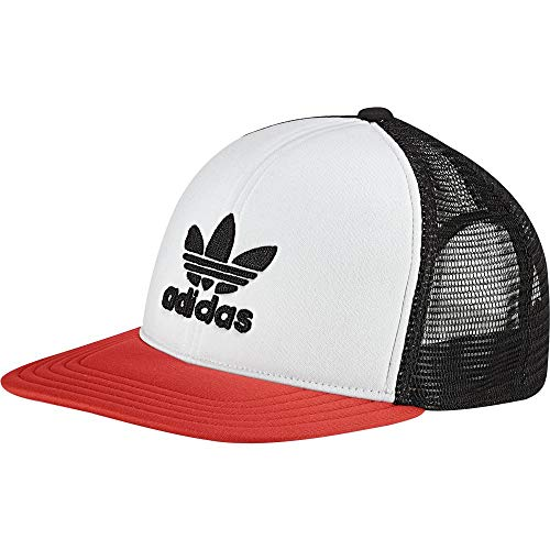 Trefoil Heritage Black white Trucker Adidas Cap hirere pdA1qp5x