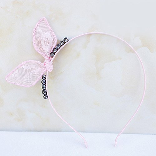 ZMvise Cool Cat Ear Headband Party Lace Catwoman Girl Hairband Sweatband Headwrap Sexy Costume Headdress Gift (Diy Catwoman Costume)