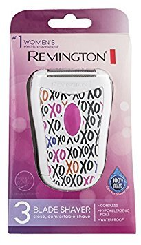 Remington WSF4810 Women's Travel Foil Shaver, Color/Design May Vary