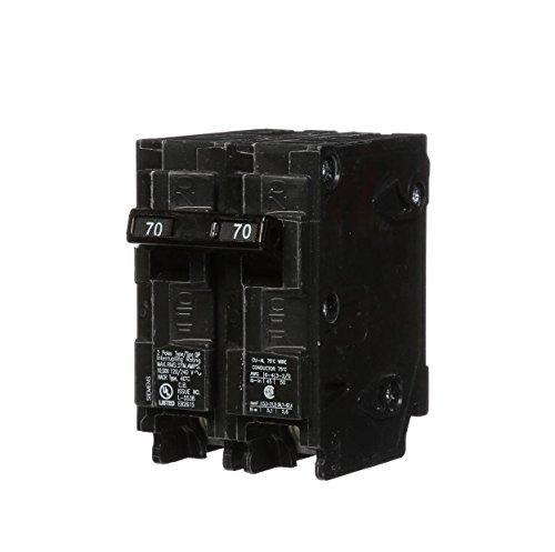 Siemens US2:Q270P 70 Amp Double-Pole Type QP Circuit Breaker