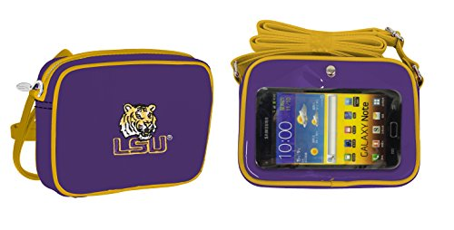NCAA LSU Tigers Crossbody Touch - by Little Earth