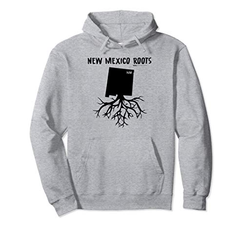 New Mexico State Roots  Pullover Hoodie